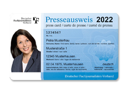 Ausweisdokumente-Presseausweis